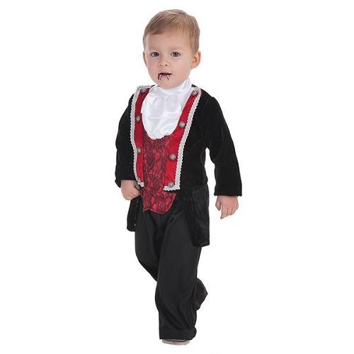 Vampire de bébé costume gothique (0 à 12 meses)
