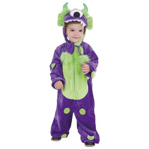 Costume enfant Lilas Monster