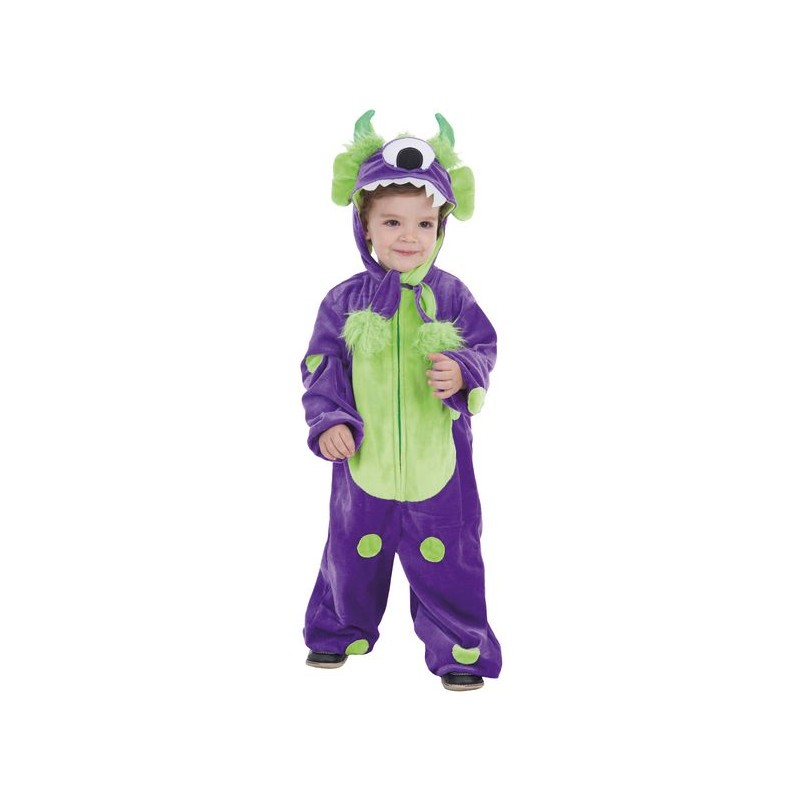Costume enfant Lilas Monster