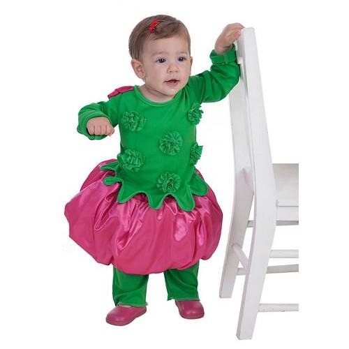 Costume bébé Florecita (0 à 12 meses)