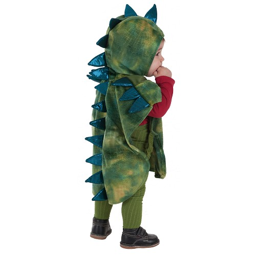 Costume manteau bébé Dragon (0 à 12 meses)