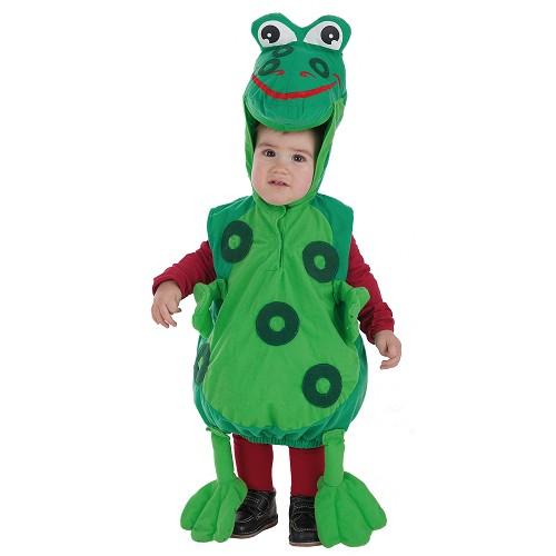 Costume bébé grenouille (0 à 12 meses)