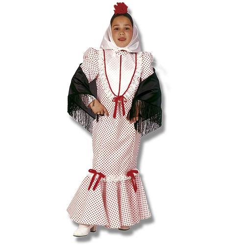 Pour enfants costumes Chulapa