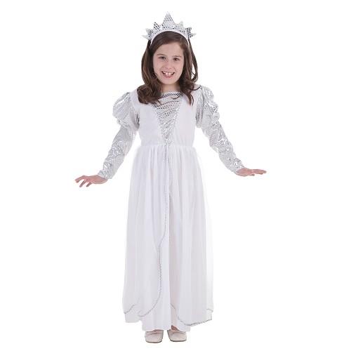 Costume enfant princesse blanche