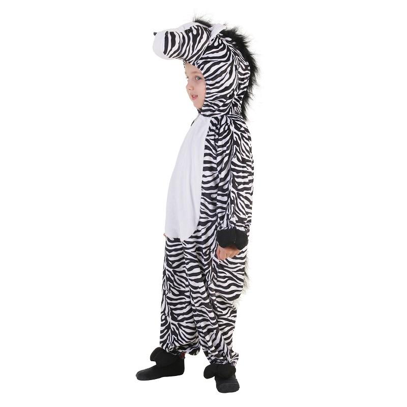 Pour enfants costumes Zebra t-s