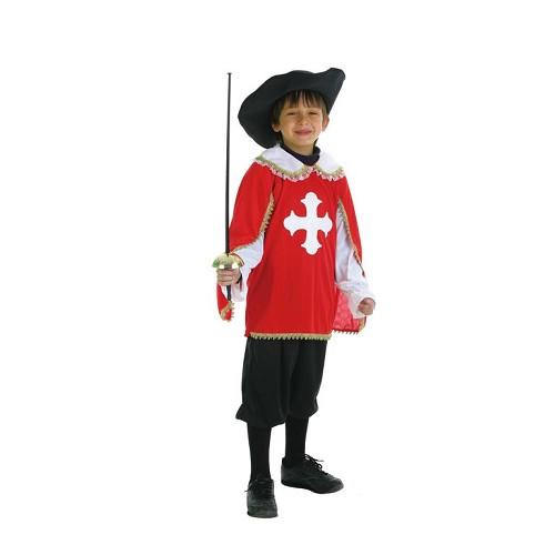 Costume enfant mousquetaire