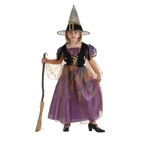 Costume enfant sorcière grecques