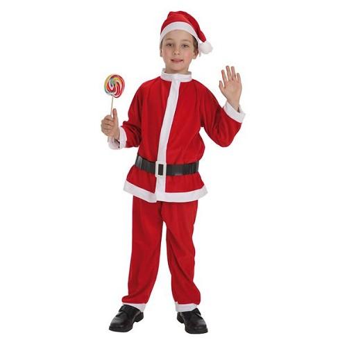 Costume enfant Papa Noel