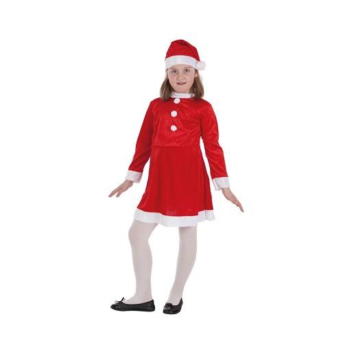 Costume enfant maman Noel