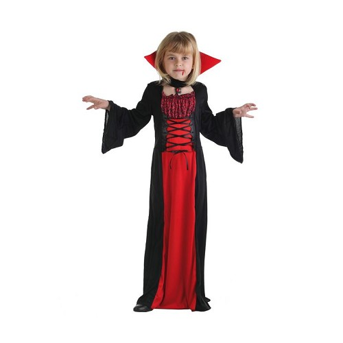Costume enfant Vampira Shivery