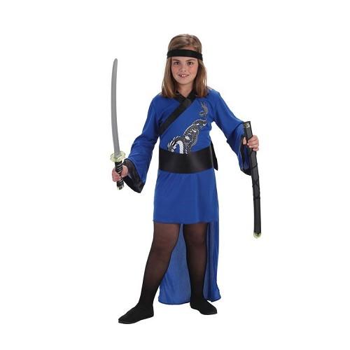 Pour enfants costumes Geisha Dragon