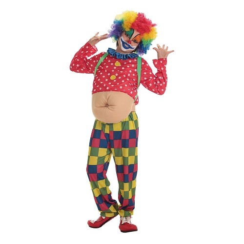 Clown de Costume enfant Spotty