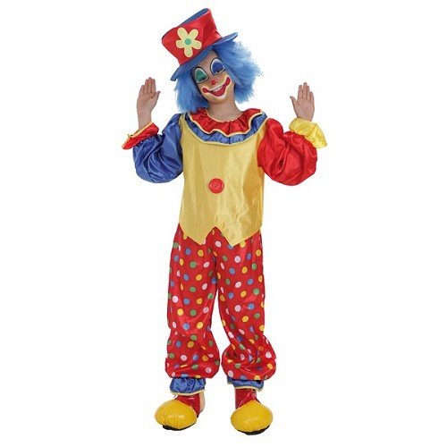 Clown de Costume enfant Pepon