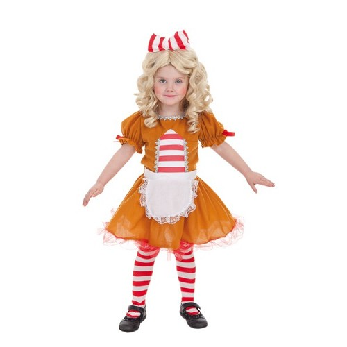 Costumes pour enfants Sweet Biscuit