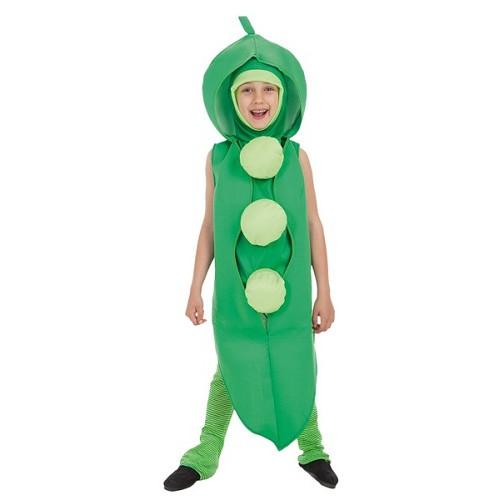 Costumes pour enfants de pois