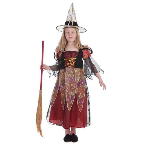 Sorcière de costumes pour enfants Bordeaux