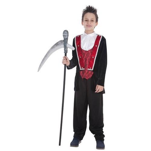 Costume enfant vampire gothique