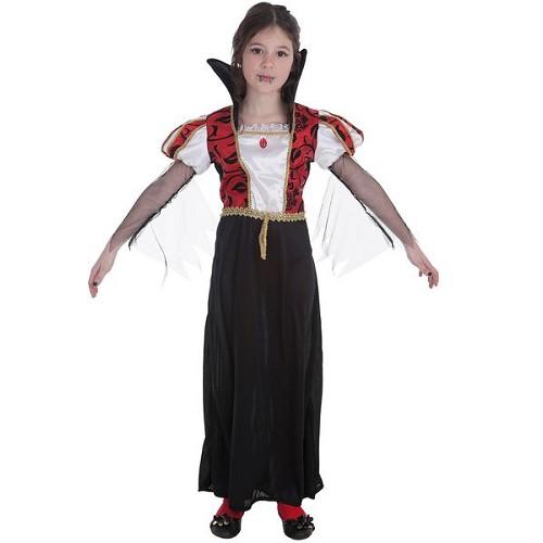 Costume enfant Vampira gothique