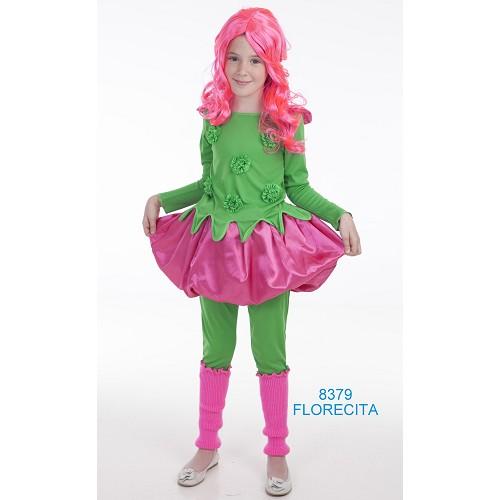 Costume enfant Florecita