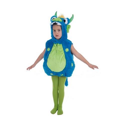 Costumes pour enfants Monster bleu 5 / 6 ans