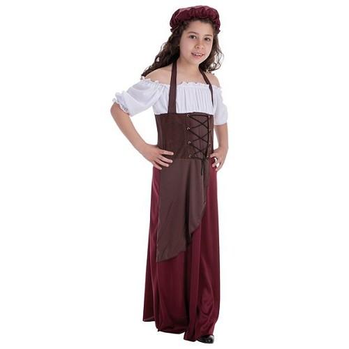 Pour enfants costumes Tabernera