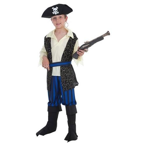 Costume enfant flibustier de brocard