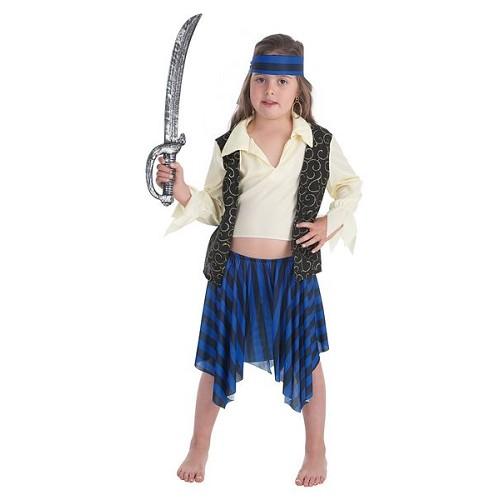 Costume enfant flibustier Brocade