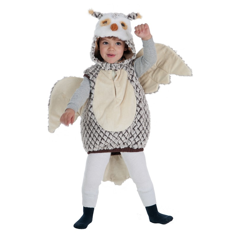 Costume d'Inf. Hibou Lux (3-4 ans)