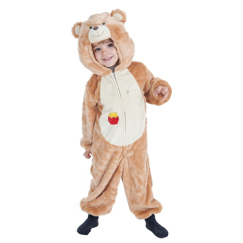 Costume d'Inf. Ours miel (3-4 ans)