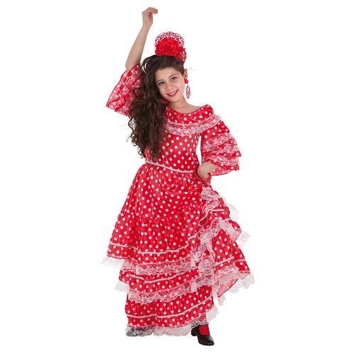 Costume d'Inf. Foire de Séville