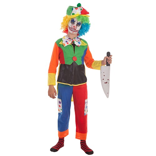Costume d'Inf. Tino de clown