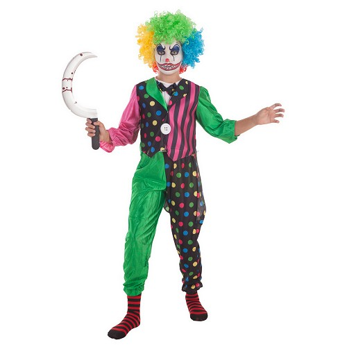 Costume d'Inf. Bande de clown