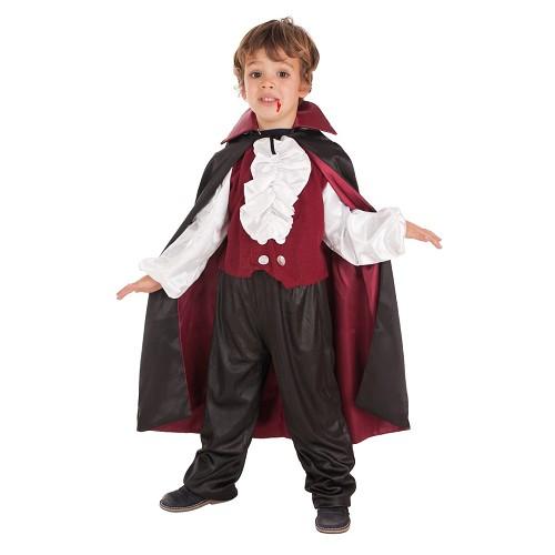 Costume enfant vampire draculine