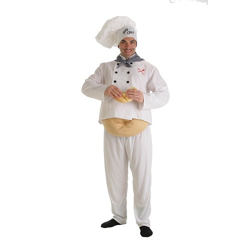 Costume adulte chef