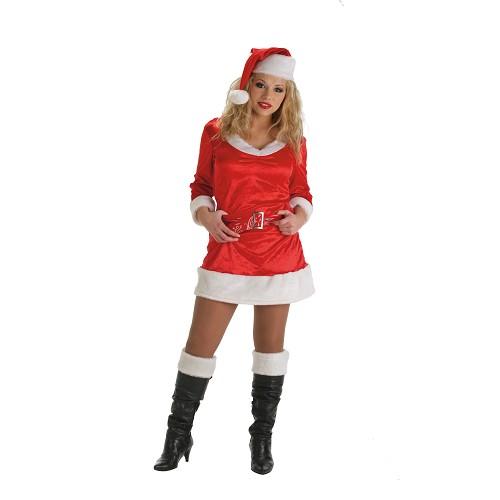 Costume adulte Mama Noel