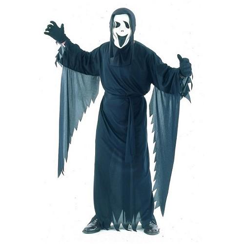 Fantôme robe costume adulte