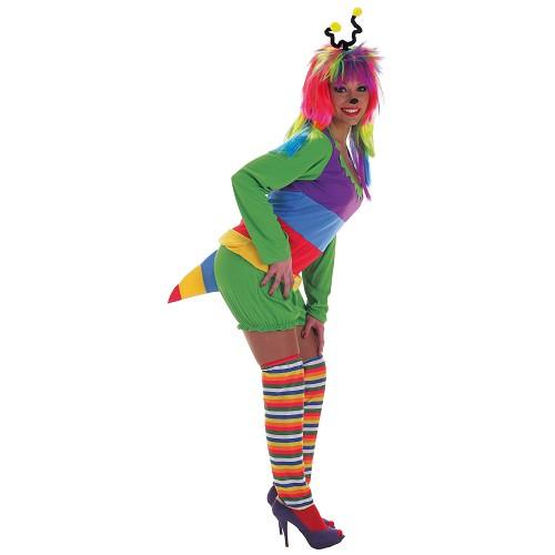 Costume adulte Gusanita