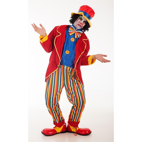 Costume adulte clown de lolo