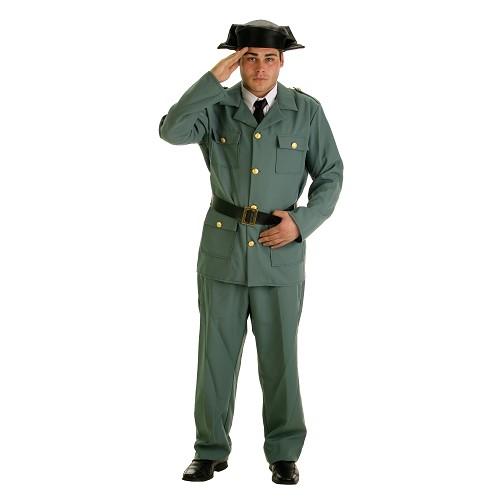 Garde homme costume adulte