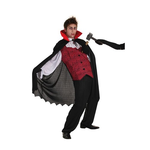 Costume adulte vampire shivery