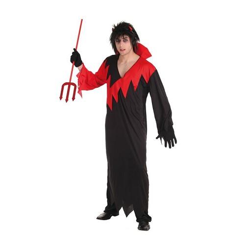 Costume adulte de diable pics