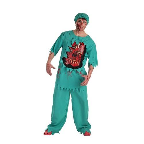 Disfraz Adulto Doctor Zombie