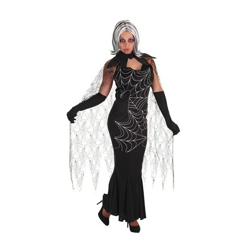 Costume adulte Vampira Spider
