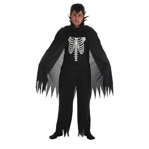 Costume adulte vampire noir