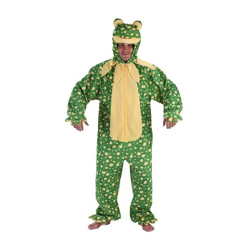 Costume adulte de grenouille
