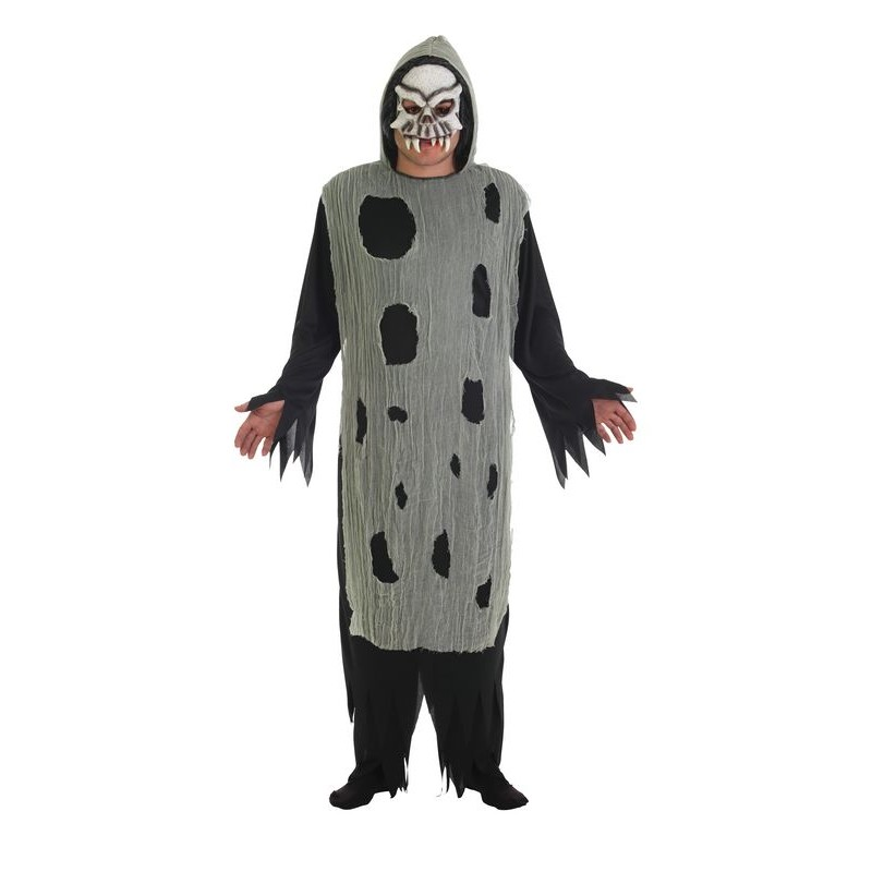 Costume adulte de trous tunique - Halloween adulte ...