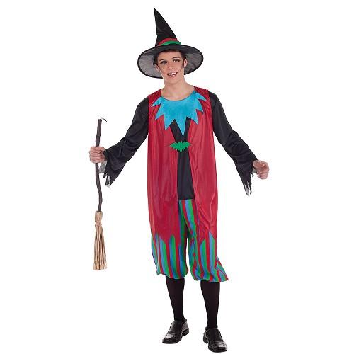 Costume adulte sorcière de Anastasio
