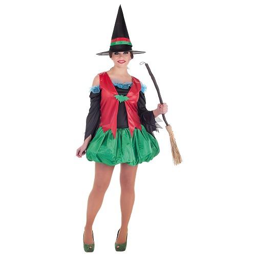 Costume adulte sorcière Anastasia