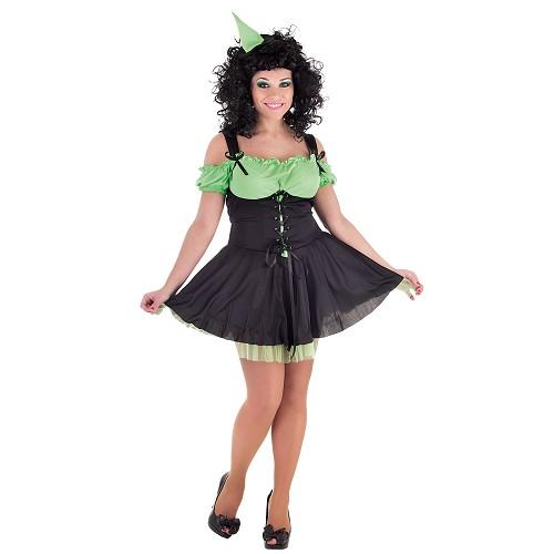 Costume adulte sorcière Fosfi