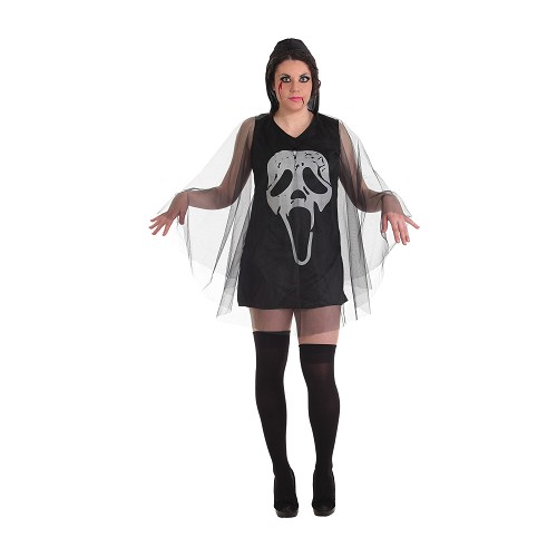 Costume adulte robe terreur